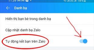 Cách kết bạn Zalo không cần đồng ý, không cần số điện thoại